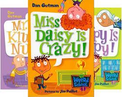 My Weird School Series (21 Book Series) - Fashion Playtes Blog
