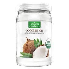 coconut oil 32 oz anjou organic extra