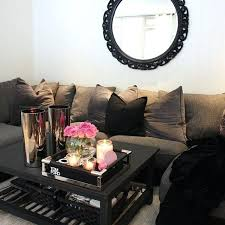 decoration ideas for coffee table