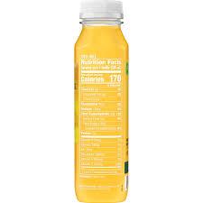 cold pressed orange juice 11 fl oz
