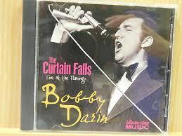 bobby darin the curtain falls live at