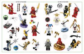 Ultimate Sticker Collection: LEGO NINJAGO (ULTIMATE STICKER ...