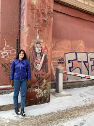 A love affair with Siberian graffiti: Searching for contemporary ...
