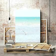 beach themed artwork