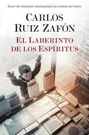 El Laberinto de los Espiritus (El cementerio de los libros ...