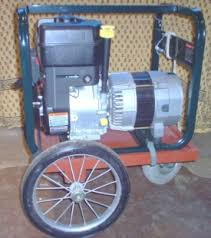 homemade generator cart homemadetools net