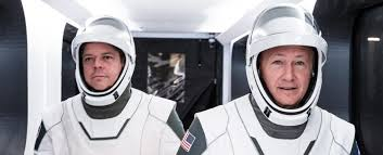 SpaceX Is About to Launch a Historic Mission With Actual People on ...