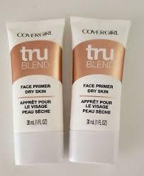 lot of 2 cover trublend face primer