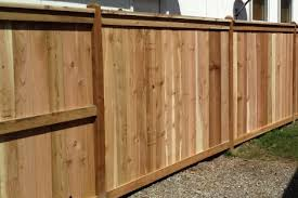 Wood Fence Photo Gallery Mild Fence