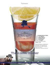 Alaska Distillery Smoked Salmon Vodka ...
