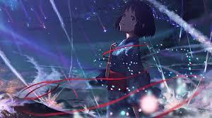 kimi no na wa anime live wallpaper