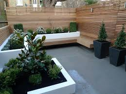 cedar cladding backyard landscaping