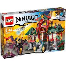 LEGO Ninjago 70728 - Trận Quyết chiến cho Thành phố Ninjago (LEGO ...