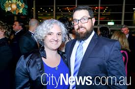 Natalee and Adrian George   Canberra CityNews