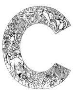 Leuke Dieren Letters Kleurplaten Zonder Reclame