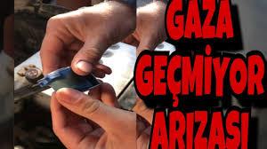 1 GAZA GEÇMİYOR - GAZDA ÇALIŞMIYOR... ARIZASI VE ÇÖZÜMÜ - YouTube