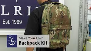diy backpack how to make a backpack