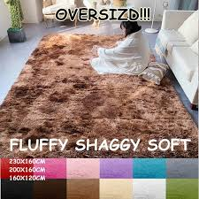 Super Big Carpets Floor Mats Area Rugs For Home Room Photograph Kids Shaggy Fluffy Soft 200x160cm 160x120cm 230x160cm Wish