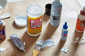 gluing fabric to glass tips best glue