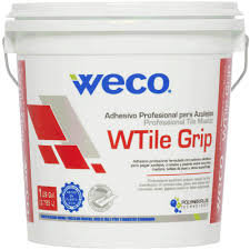 weco w tile grip mastic 1 gal