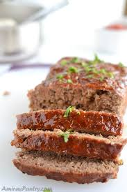 meatloaf recipe with breadcrumbs