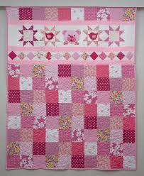 patchwork quilt nursery bedding cute
