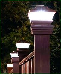 agreeable lighting wooden lamp posts