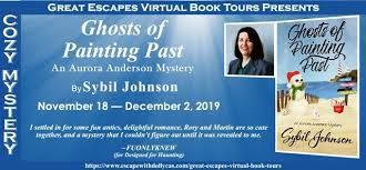 Ghosts of Painting Past (An Aurora Anderson Mystery) by Sybil ...