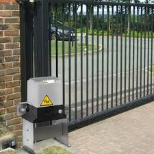 1800lbs Sliding Gate Opener Remote Kit Door Motor Automatic W Key Electric For Sale Online Ebay