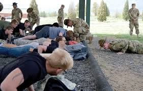 Future Soldiers get glimpse of basic training – Fort Carson Mountaineer