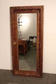 massive heavy crystal mirror very large