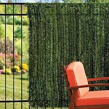 Faux Grass Weave Privacy Screen Apartment Patio Balcony Privacy Balcony Privacy Screen