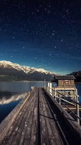 night sky 5k 4k wallpaper stars