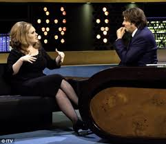 Adele e Jonathan Ross - James Bond Brasil