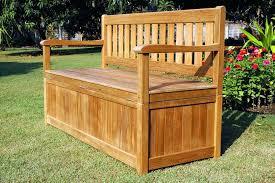 most favorite outdoor storage bench