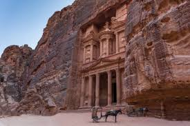 Petra Day Tour From Herzliya Hotels - 1 Day