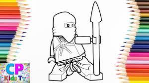 Lego Ninjago Jay Coloring Pages 8 , How to Color Lego Ninjago ...