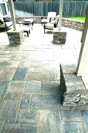 ideas for covering concrete patio