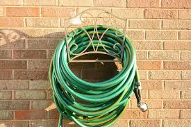 hose reel in your yard