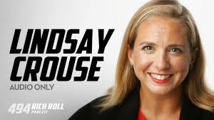 Women's Sports Must Change: Lindsay Crouse | Rich Roll Podcast ...