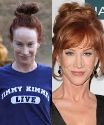 kathy griffin celebs without makeup