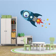 Dunelm Space Wall Stickers Large Not On The High Street Art Childrens Australia Invaders For Nursery Vamosrayos