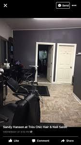tres chic hair and nail salon