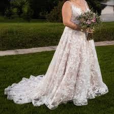 Ava Rose Hamilton Midsummer Used Wedding Dress Save 47% – Stillwhite