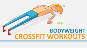 10 bodyweight crossfit workouts