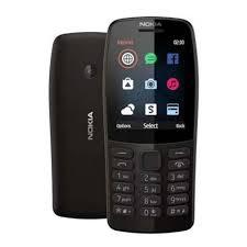 Nokia 210 Dual Sim-Black