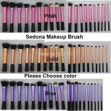 face makeup brush set powder blush