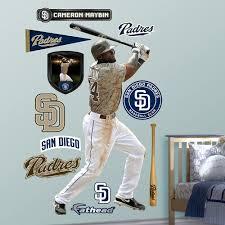 Fathead San Diego Padres Cameron Maybin Wall Decals