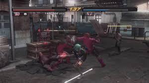 Tekken 6 Scenario Campagin Alisa(West District#13th Avenue) HD - YouTube