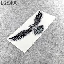 Car Styling Cool Flying Eagles With Wings Car Stickers Bird Hawk Motorcycle Bike Decals Auto Window Tail Bumpers Car Styling Sticker Eaglemotorcycle Decals Aliexpress